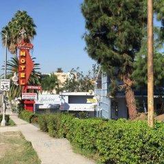 Отель Holiday Lodge США, Лос-Анджелес - отзывы, цены и фото номеров - забронировать отель Holiday Lodge онлайн фото 3