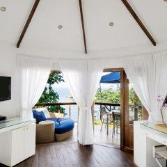 Отель Geejam Ямайка, Порт Антонио - отзывы, цены и фото номеров - забронировать отель Geejam онлайн комната для гостей фото 3