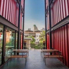 Отель Sleepbox Sukhumvit 22 Бангкок развлечения