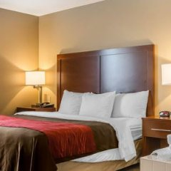 Отель Comfort Inn спа фото 2