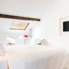 Отель X2Brussels Bed and Breakfast Бельгия, Брюссель - отзывы, цены и фото номеров - забронировать отель X2Brussels Bed and Breakfast онлайн комната для гостей фото 3