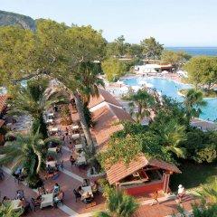 Отель Sultan Beldibi - All Inclusive балкон