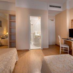 Отель President Италия, Римини - 1 отзыв об отеле, цены и фото номеров - забронировать отель President онлайн удобства в номере фото 2