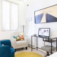 Отель Espectacular Estudio Chueca Испания, Мадрид - отзывы, цены и фото номеров - забронировать отель Espectacular Estudio Chueca онлайн комната для гостей фото 3