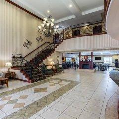 Отель Comfort Suites Galveston США, Галвестон - отзывы, цены и фото номеров - забронировать отель Comfort Suites Galveston онлайн интерьер отеля фото 2