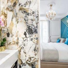 Отель Luxury 2 bedroom 2.5 bathroom Louvre Франция, Париж - отзывы, цены и фото номеров - забронировать отель Luxury 2 bedroom 2.5 bathroom Louvre онлайн ванная