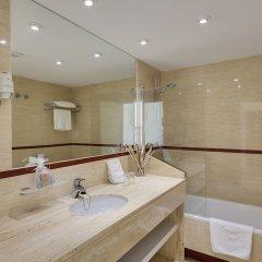 Отель Aparthotel Tropic Garden Испания, Санта-Эулалия-дель-Рио - отзывы, цены и фото номеров - забронировать отель Aparthotel Tropic Garden онлайн ванная