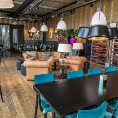 Отель DoubleTree by Hilton Hotel Amsterdam - NDSM Wharf Нидерланды, Амстердам - отзывы, цены и фото номеров - забронировать отель DoubleTree by Hilton Hotel Amsterdam - NDSM Wharf онлайн питание фото 3