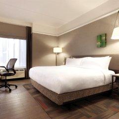 Отель Hilton Garden Inn Calgary Downtown комната для гостей фото 2