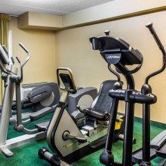Clarion Hotel Conference Center Эссингтон фитнесс-зал