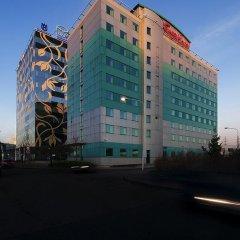 Отель Best Western Amedia Praha вид на фасад фото 2