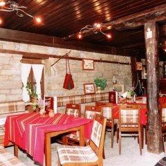 Отель Parlapanova Guest House - Pool Access Боженци питание фото 3