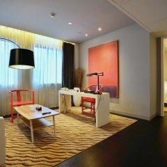 Отель Metropolo Classiq Shanghai Jing'an Temple Hotel Китай, Шанхай - отзывы, цены и фото номеров - забронировать отель Metropolo Classiq Shanghai Jing'an Temple Hotel онлайн фото 6