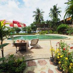 Отель Green Garden Resort Таиланд, Ланта - отзывы, цены и фото номеров - забронировать отель Green Garden Resort онлайн бассейн