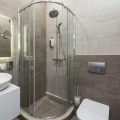 Гостиница Полярис ванная фото 4