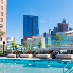 The Mayfair Hotel Los Angeles бассейн фото 2