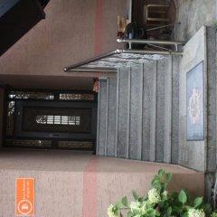 Отель Itaewon Backpackers фитнесс-зал