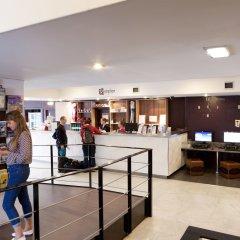 Euro Hostel Glasgow интерьер отеля