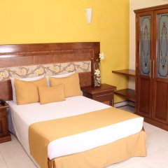 Hotel Villa Las Margaritas Sucursal Caxa комната для гостей фото 4