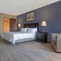 Отель Holiday Inn Express Stony Brook удобства в номере фото 2