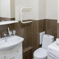 Гостиница Comfort Apartment on Stroitelny per 8 в Иркутске отзывы, цены и фото номеров - забронировать гостиницу Comfort Apartment on Stroitelny per 8 онлайн Иркутск ванная фото 2