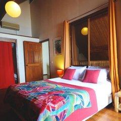 Отель Villa Maharepa Beach by Enjoy Villas Villa 3 комната для гостей фото 2