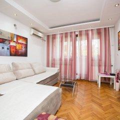 Отель Alexandria Сербия, Белград - отзывы, цены и фото номеров - забронировать отель Alexandria онлайн комната для гостей фото 5