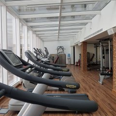 Radisson Blu Hotel, Ajman фитнесс-зал фото 4