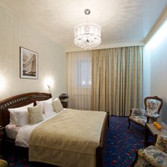 Гостиница Метелица 4* Стандартный номер разные типы кроватей фото 21