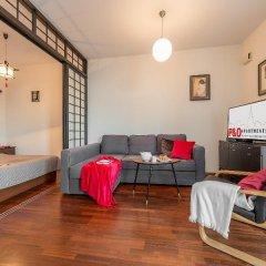 Апартаменты P&O Apartments Arkadia 1 комната для гостей фото 4