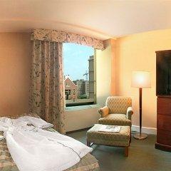 Отель Four Points Downtown США, Вашингтон - отзывы, цены и фото номеров - забронировать отель Four Points Downtown онлайн комната для гостей