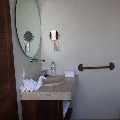 Отель Casa Sandbar Мексика, Сиуатанехо - отзывы, цены и фото номеров - забронировать отель Casa Sandbar онлайн ванная