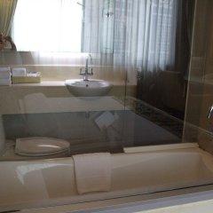 Отель Darjelling Boutique Бангкок ванная