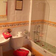 Отель Casa Rural El Tenado Трухильо ванная