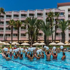 Hotel Aqua - All Inclusive бассейн фото 2