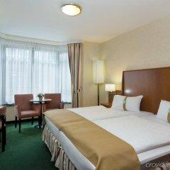 Отель Holiday Inn Brussels Schuman Бельгия, Брюссель - отзывы, цены и фото номеров - забронировать отель Holiday Inn Brussels Schuman онлайн комната для гостей фото 3