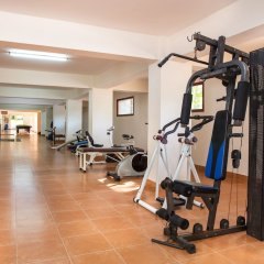 Отель Sunny Beach Resort Фантхьет фитнесс-зал