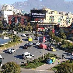 Отель Doro City Албания, Тирана - отзывы, цены и фото номеров - забронировать отель Doro City онлайн парковка