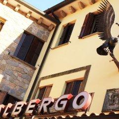 Отель alla Posta 1870 Италия, Региональный парк Colli Euganei - отзывы, цены и фото номеров - забронировать отель alla Posta 1870 онлайн вид на фасад фото 2
