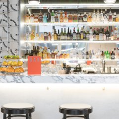 Placid Hotel Design & Lifestyle Zurich гостиничный бар