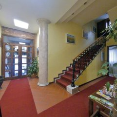 Hotel Trentina Милан интерьер отеля