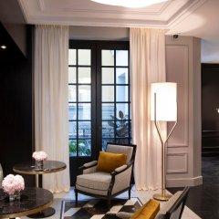 Отель и Спа Le Damantin Париж интерьер отеля