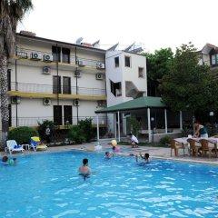 Ilimyra Hotel бассейн