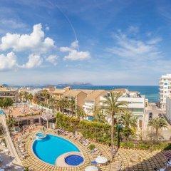 Hotel & Spa Ferrer Janeiro пляж