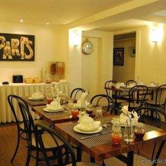 Отель Hôtel Des Batignolles Франция, Париж - 10 отзывов об отеле, цены и фото номеров - забронировать отель Hôtel Des Batignolles онлайн питание