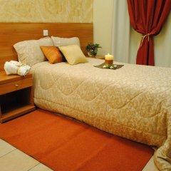 Hotel Glaros комната для гостей