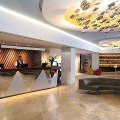 Отель Ensana Thermal Aqua Венгрия, Хевиз - 9 отзывов об отеле, цены и фото номеров - забронировать отель Ensana Thermal Aqua онлайн интерьер отеля