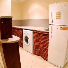 Отель Al Liwan Suites удобства в номере