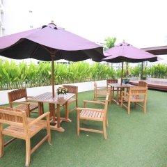 Отель Oakwood Residence Sukhumvit 24 Бангкок