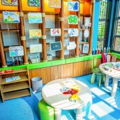 Отель InterContinental Samui Baan Taling Ngam Resort детские мероприятия